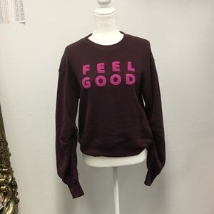 Express pullover feel good